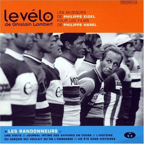 Price comparison product image Le Vélo De Ghislain Lambert + Les Randonneurs [Import] [Audio CD] Philippe Eidel