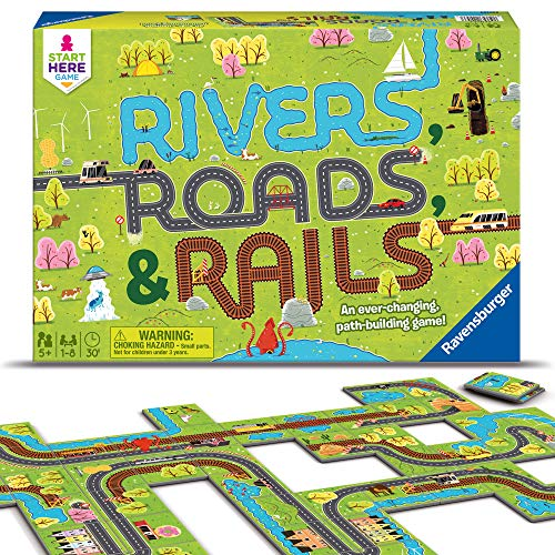 Ravensburger Rivers Roads And