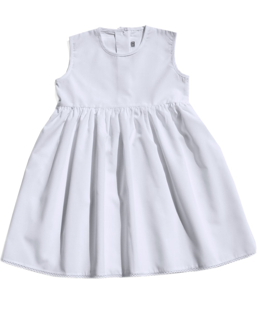 Carouselwear Baby Toddler Girls White Under Slip Petticoat