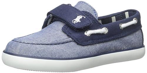 Polo Ralph Lauren - Zapatillas para niño Azul Azul y Azul Marino ...