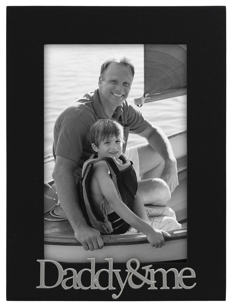 Amazon.com - Malden Daddy and Me Expressions Frame, 4 by 6-Inch ...