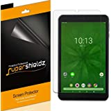 (3 Pack) Supershieldz Designed for Onn 8 inch Tablet Screen Protector, High Definition Clear Shield (PET)