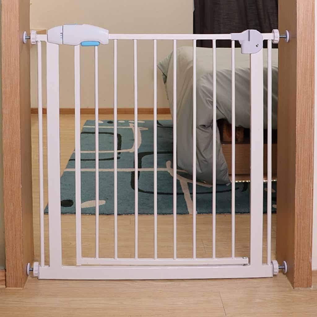 育児 ベビーゲート ウォークシャット圧力マウントフィット感のための子供の幼児ペットを通じて、赤ちゃんの安全ゲート、ベビーゲートドアフェンス階段 ベビーフェンス (Size : 78-84cm)