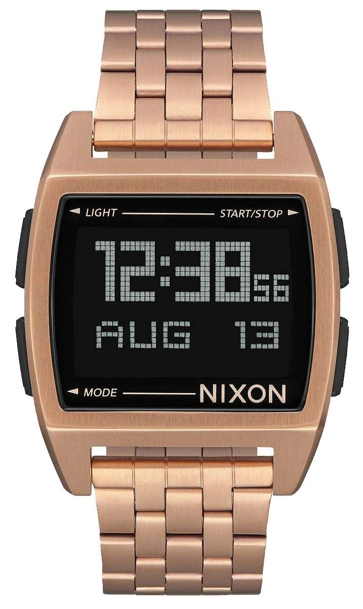 Nixon Base -Spring 2017- All Rose Gold