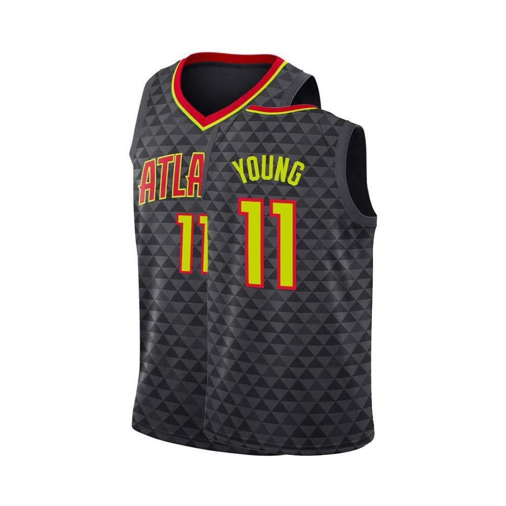 Mens Trae #11 Basketball Mens Young Jerseys
