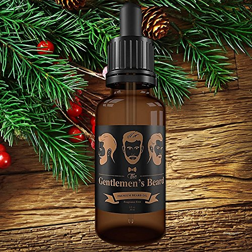The Gentlemens Beard Oil And Conditioner Softener