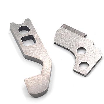 Amazon.com: Cuchillo inferior y cuchilla superior #788013009 ...
