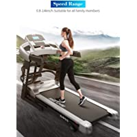 Endless TM-515 Blend (2.5 HP) Motorized Treadmill (with Massager)-Max Speed 14KM/HR (Black) (with Massager)