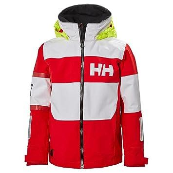 quality design 3628c 42953 Helly Hansen Jr Salt Coast Jacke, Unisex Kinder: Amazon.de ...