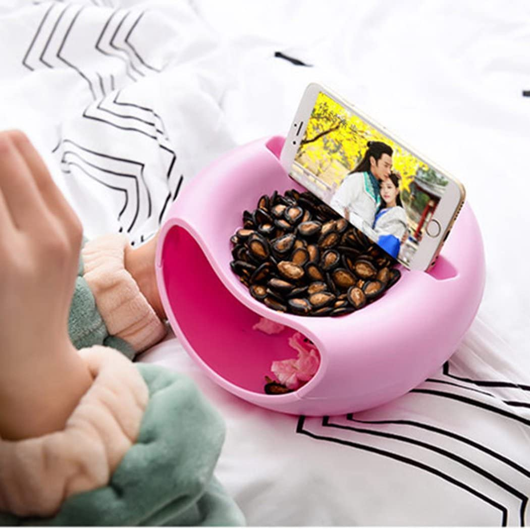 Snack Bowls Dinnerware 1PCS Snack Bowl Fruit Tray with Shell ...