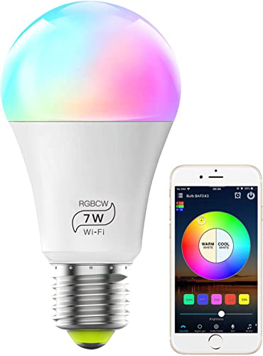 MagicLight Smart Light Bulb No Hub Required