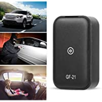GPS Tracker for Vehicles,Mini Portable Waterproof Real Time GPS Tracker Anti-Theft Anti-Lost GPS Locator, Support APP…