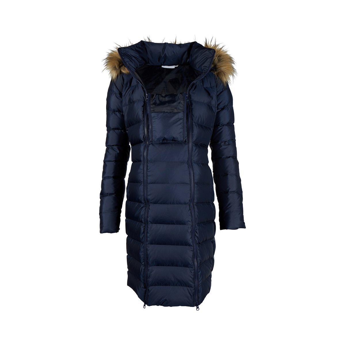 MAMALICIOUS Damen Umstandsmantel Mlrainy Tikka Coat