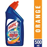 Harpic Powerplus Toilet Cleaner Orange, 500 ml