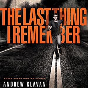 The Last Thing I Remember Audiobook