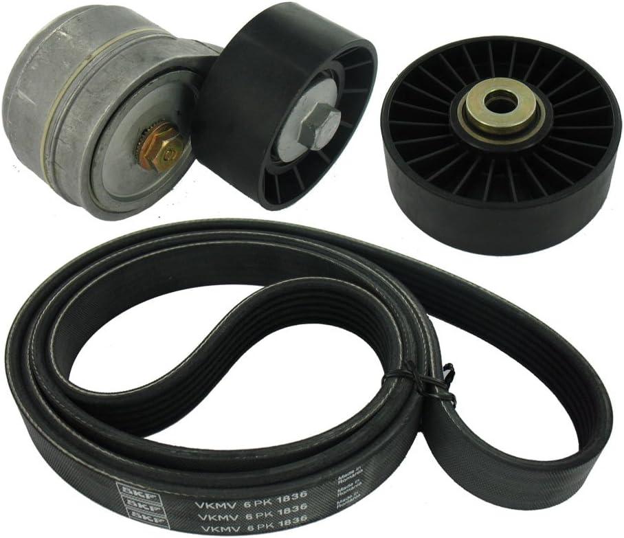 SKF VKMA 36055 Multi-V belt kit