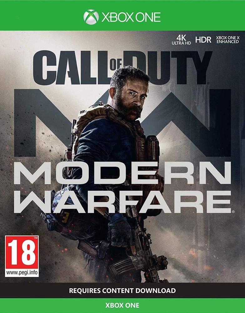 Call of Duty : Modern Warfare pour Xbox One [Importación francesa ...