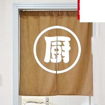 Stile giapponese,cucina,drappeggio/cortina feng shui/tenda a blocchi ...