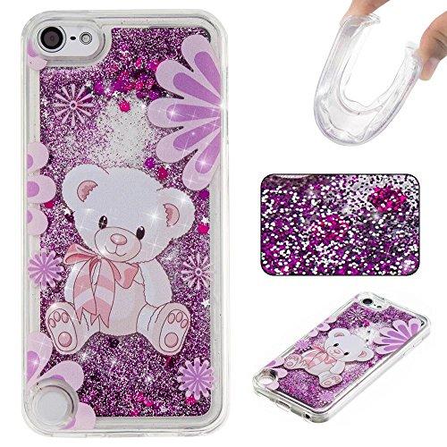purple bear ipod case - 6