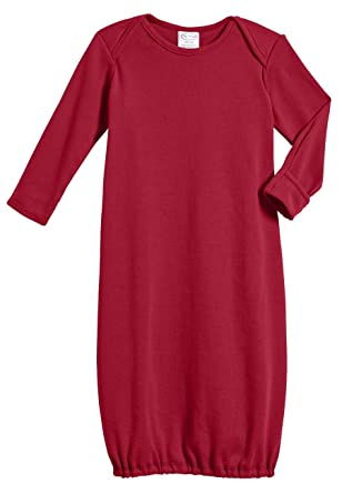 Amazon.com: City Threads 100% Cotton Baby Sleeping Sack Gown with ...