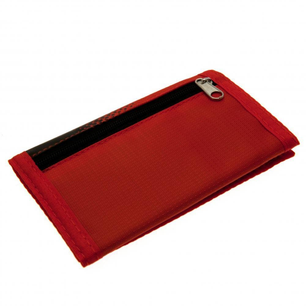 Porte-monnaie Manchester United F.C - TFS-29788 Red rouge