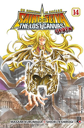 Cavaleiros do Zodíaco Saint Seiya. The Lost Canvas Gaiden - Volume 14