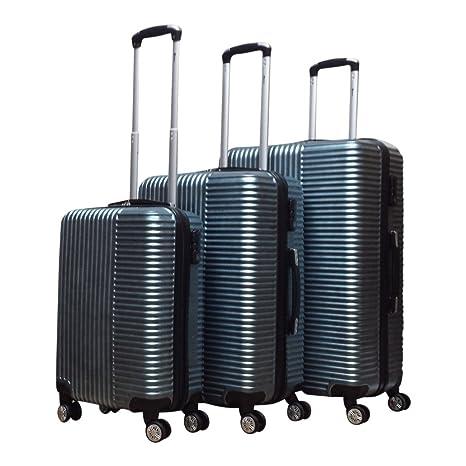 Benzi Juego de maletas, azul (Azul) - BZ-5103