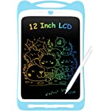 AGPTEK 12Inch Colorful LCD Writing Tablet for Kids Digital E-writer Pads Gifts Portable Electronic Writing Drawing Board…