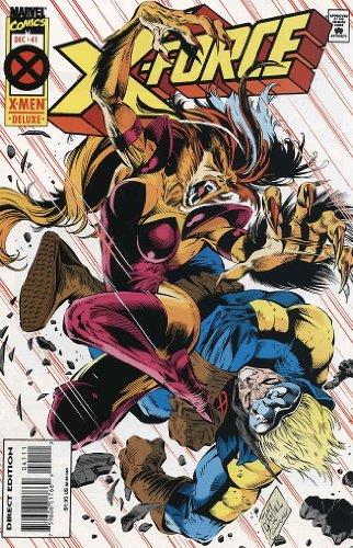 X-Force (1991) #41-Dlx ()