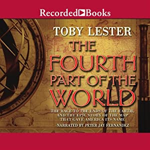 The Fourth Part of the World Audiobook