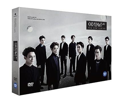 EXO - EXO Planet #2: The EXOluXion In Seoul DVD