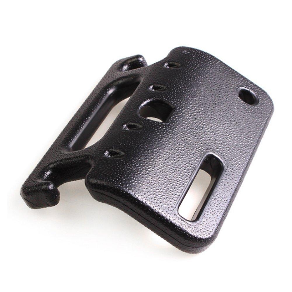 Ruiting auto sicurezza braccioli con schienale pieghevole ganci