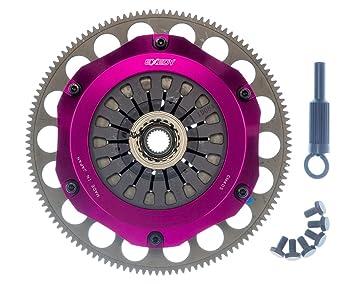 exedy zm022sbl compe-r Twin cerametallic embrague rígida centro disco Tire Tipo: Amazon.es: Coche y moto