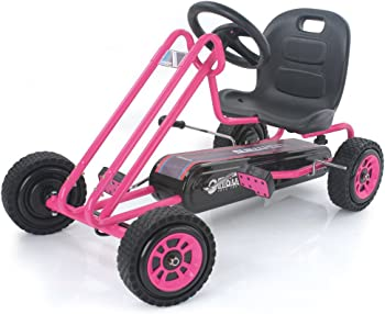 Hauck Lightning Ride-On Pedal Go-Kart