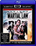Martial Law - Trilogy - Uncut/Classic Cult Collection (2 BRs + 2 DVDs) [Blu-ray]