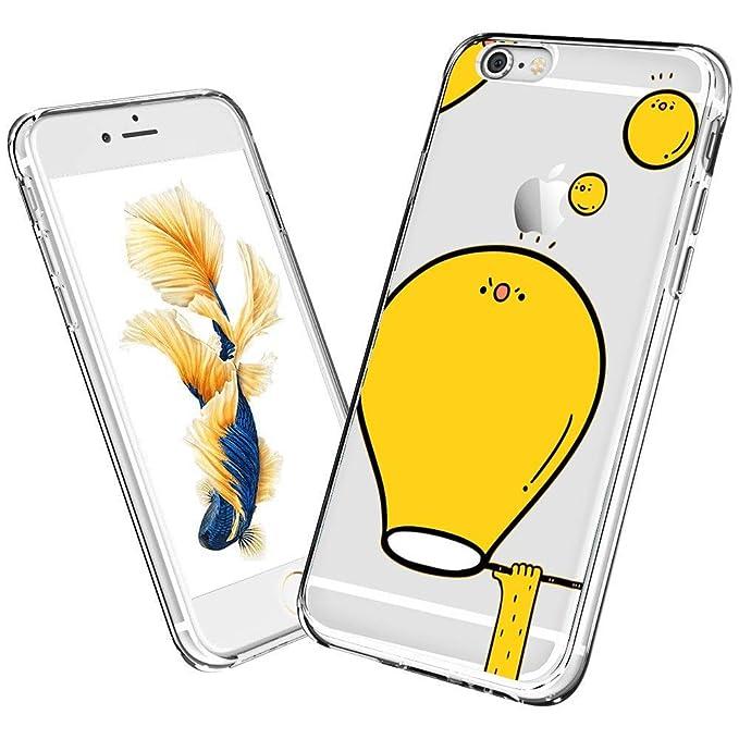 Amazon.com: Case for iPhone 6s 6 Penard Series Clear Scratch ...