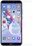 Annant 2.5D Tempered Glass Full Screen Coverage with 0.3mm Pro+ Anti-Fingerprints and Oil Stains Coating for Huawei Honor 9 Lite - (Transparent)