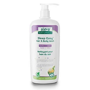 Image result for Aleva Natural Sleep Easy Hair & Body Wash