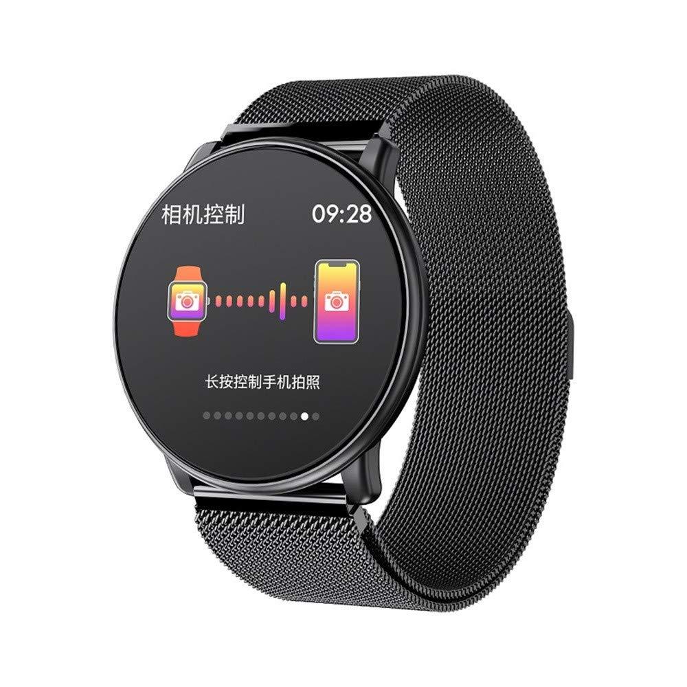 Cebbay Reloj Inteligente Pulsera Actividad Rastreador de Fitness para Correr, Senderismo y Escalada,Reloj Corriendo: Amazon.es: Electrónica