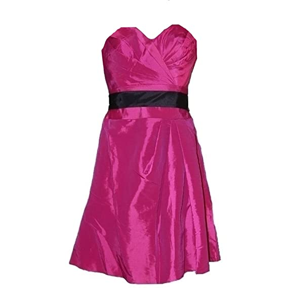 Luxuar - Festive party dress, prom dress girl, pink - 34pink