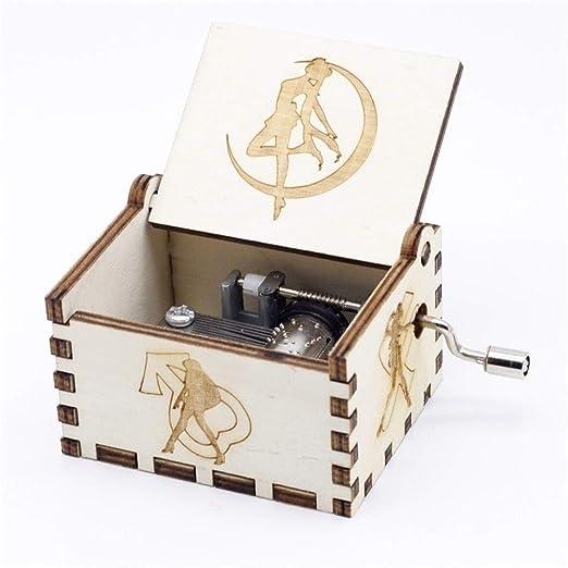 Ybqy Marinero Pink Moon Music Box Juego de Tronos Caja de música ...