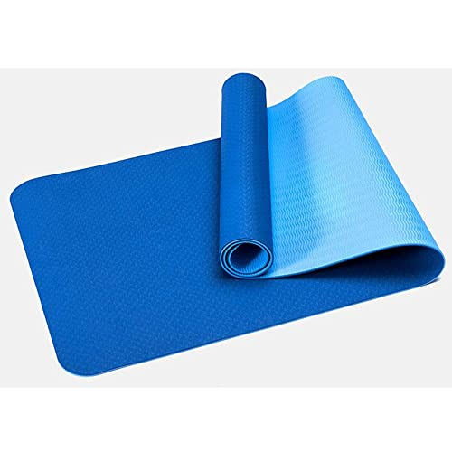 Amazon.com: ValueYee Valid Non Slip Yoga Mat with Carry ...