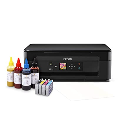 Impresora de sublimación para Principiantes, Incluye Tinta ...