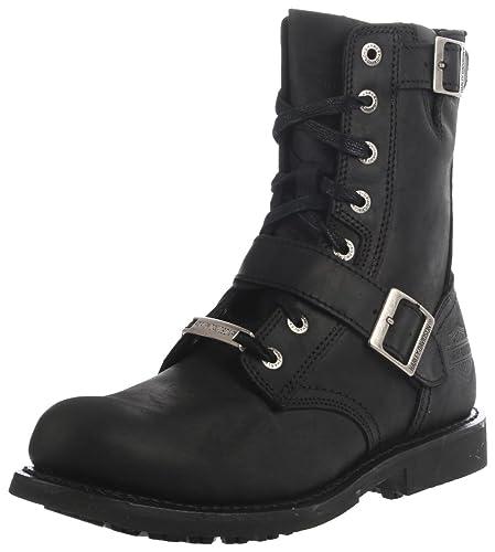 b57826f09bc Harley Davidson biker boots d95264 RANGER Engineerstiefel schwarz   noir