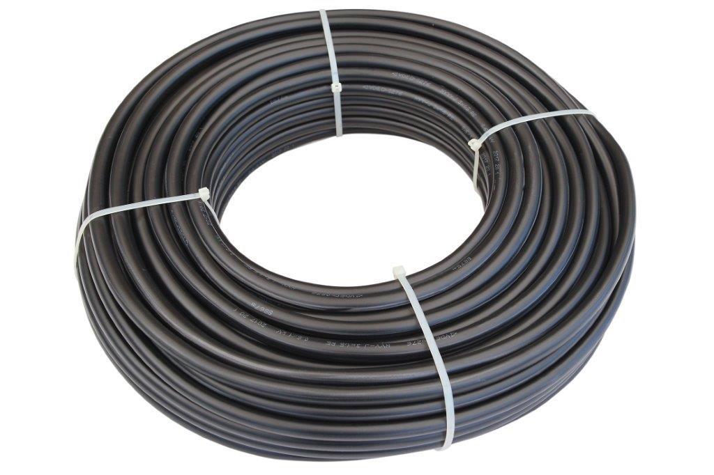 25m Ring 3 adriges Erdkabel nach DIN VDE 0276-603 Starkstromkabel NYY-J 3x1,5mm/² Kabel