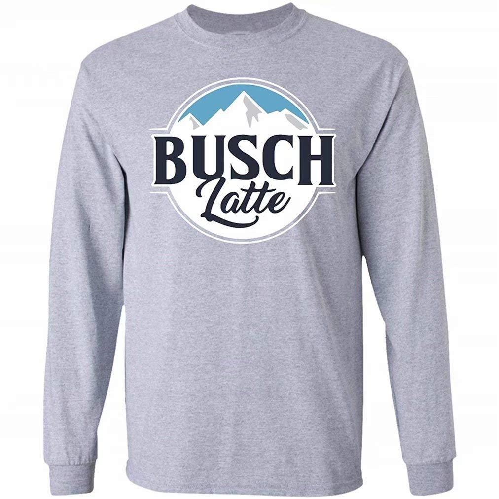 915ec3916b Evelyen Busch Light Busch Latte T-Shirt Sweatshirt Long Sleeve T Shirt  Hoodie, Evelen