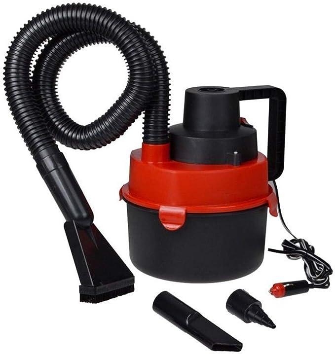 Aliaoforz 12V Nuevo Aspirador portátil para Autos Aspirador de po de Doble Uso Aspirador súper de succión para Autos de Doble Uso: Amazon.es: Hogar
