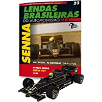 Lotus Renault 98T. Ayrton Senna - Lendas Brasileiras do Automonilismo. 23