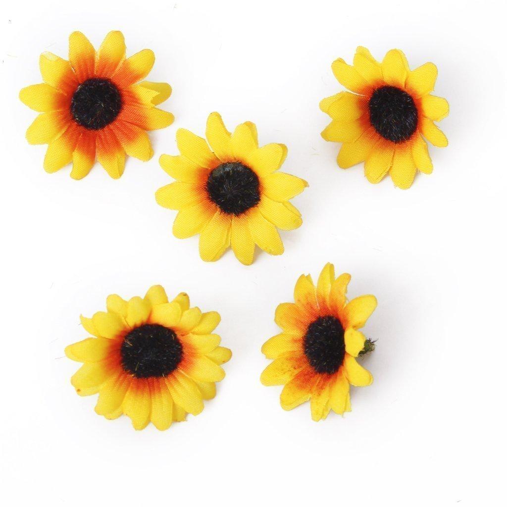 Amazon.com: Fake Daisy Flower Petals, GreenDimension 100pcs ...