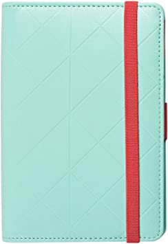 Labons A5 Filofax with Button 6 Round Ring Binder Planner Refills has Monthly Weekly Daily Schedule 2020 2021 2022 Calendar//Telephone /& Address//Personal Memo 120 Sheets Black